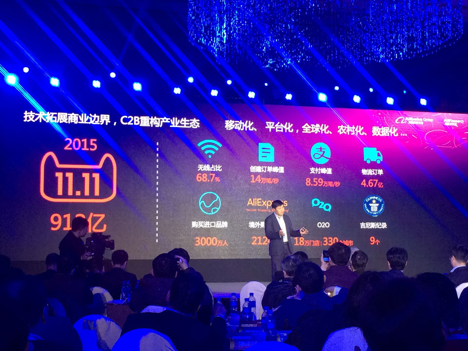 eNotus Alibaba Global Think Tank Summit on the new Economy2