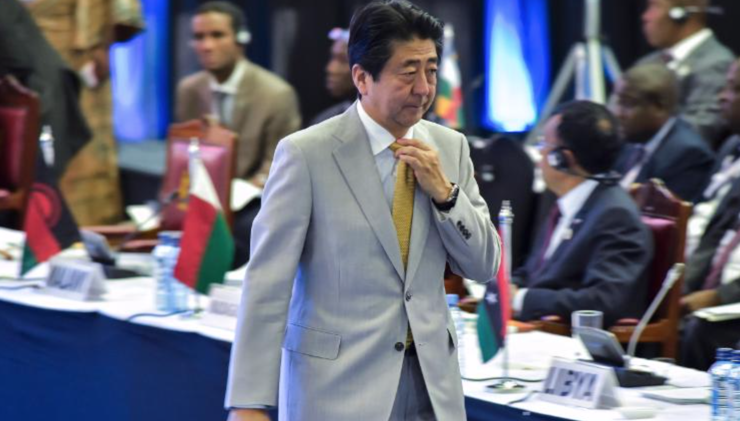 Japan takes on China with a planned $20 billion investment in Africa